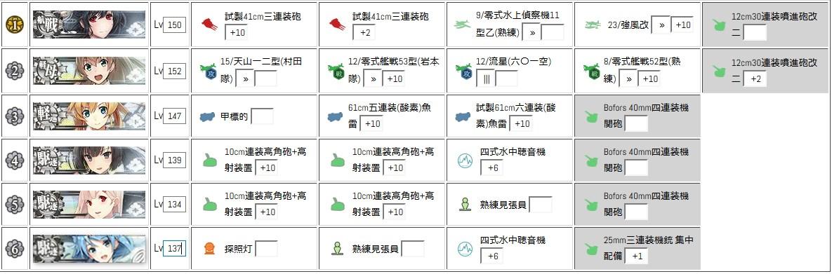 0516_top 【艦これ】お茶のドロップ海域と周回編成まとめ【食べ物イベント】